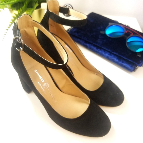 86d6c85a71bb Chinese Laundry Shoes - Chinese Landry VERONIKA Ankle strap pump inv 14